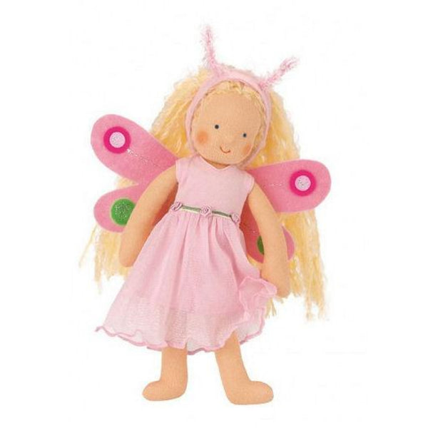 "Mini It's Me Butterfly Fairy 10"" Soft Doll"
