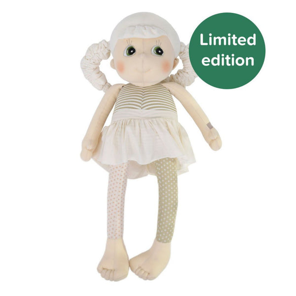 "Lily Giant EcoBuds 28"" Soft Doll"