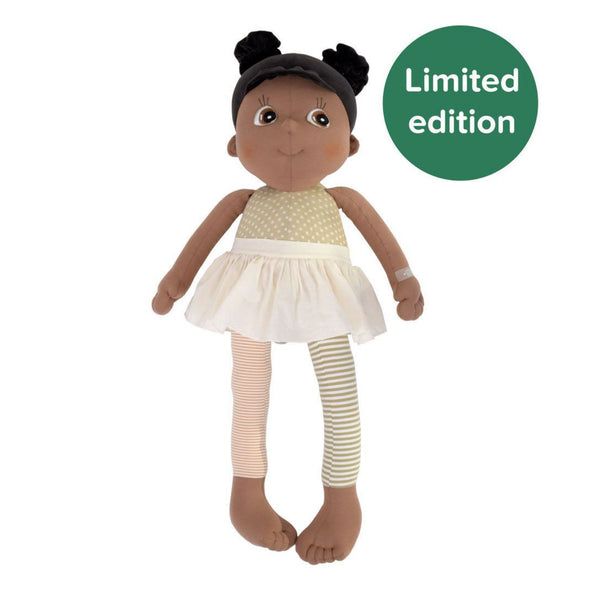 "Flora Giant EcoBuds 28"" Soft Doll"