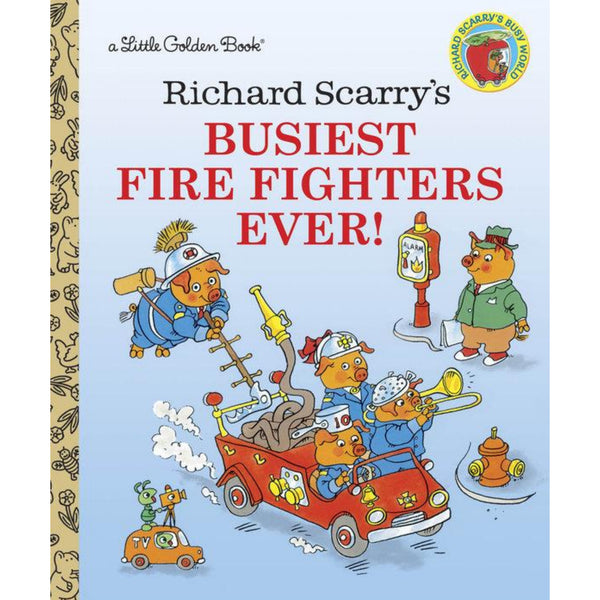 Busiest Fire Fighters Ever!