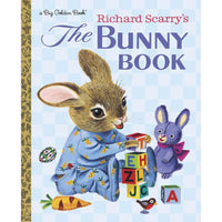 The Bunny Book: a Big Golden Book