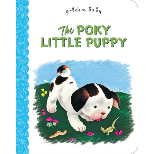 The Poky Little Puppy: Golden Baby Board Book