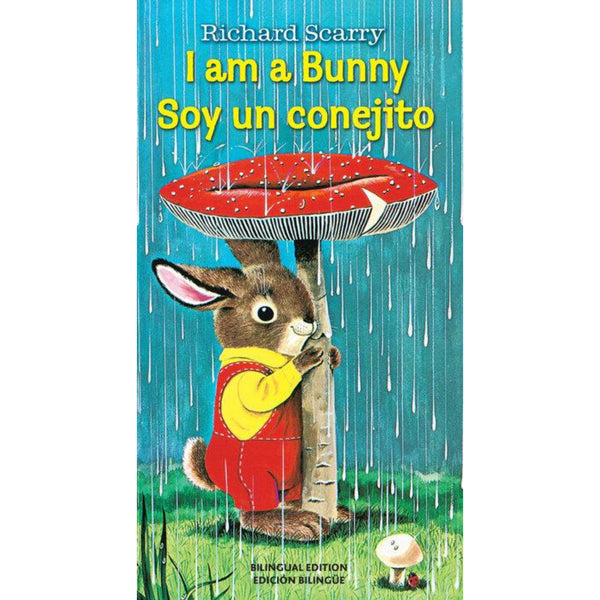I am a Bunny / Soy un Conejito Bilingual Board Book