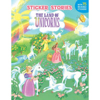 The Land of Unicorns: Sticker Stories