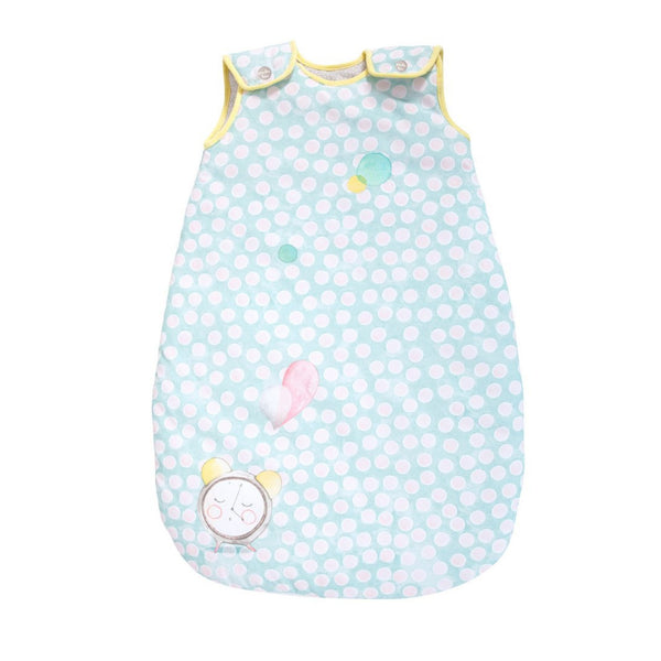 Les Petits Dodos Blue Baby Sleeping Bag