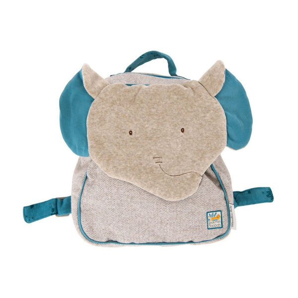 Elephant Sous Mon Baobab Backpack
