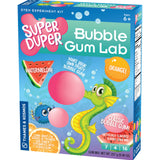 Super Duper Bubble Gum Lab