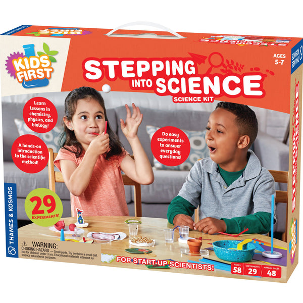 Kids First: Stepping Into Science