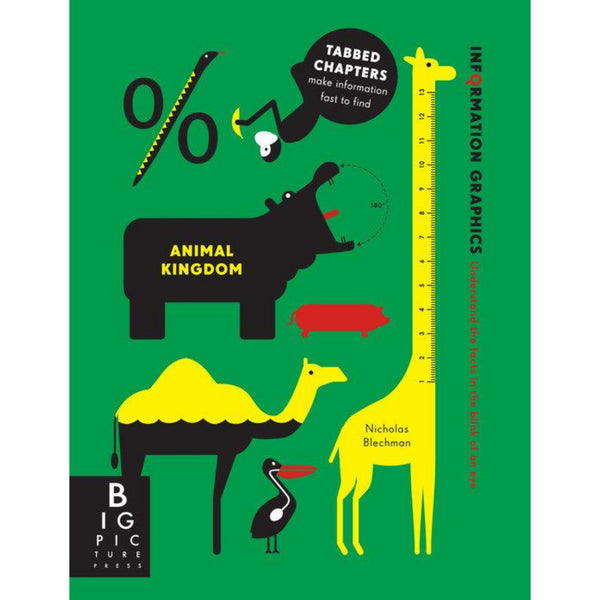 Information Graphics: Animal Kingdom