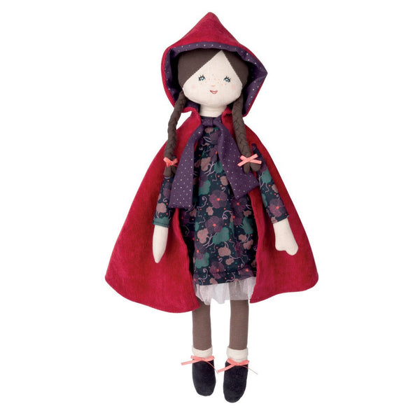 "Little Red Riding Hood 17"" Soft Doll"