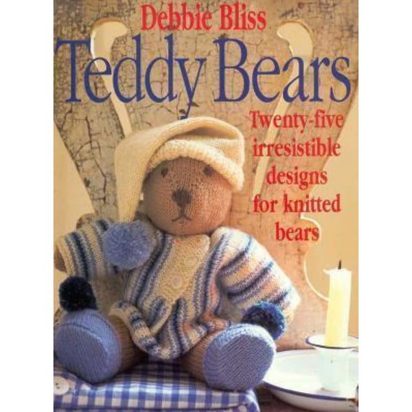 Teddy Bears: Easy-to-Knit Patterns