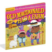 Old MacDonald Had a Farm Indestructible Book