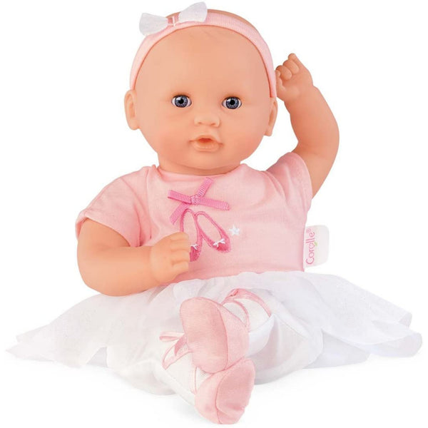 "Bebe Calin Ballerina 12"" Baby Doll"