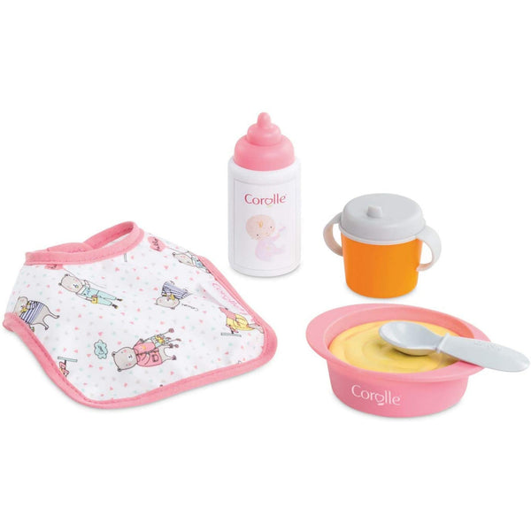 "Mealtime Set for 12"" Baby Dolls"