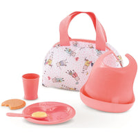 "Mealtime Set for 14-17"" Baby Dolls"