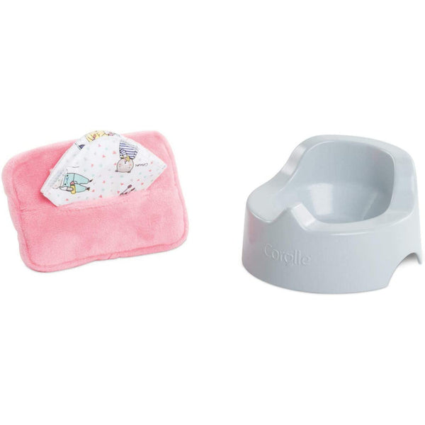 "Potty Set for 12"" Baby Dolls"