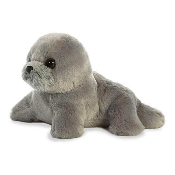 "Harpo Seal 8"" Flopsie Plush"