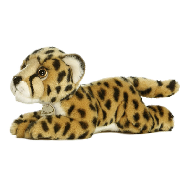"Cheetah 11"" Miyoni Plush"