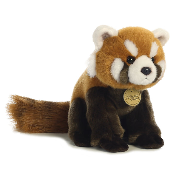 "Red Panda 9"" Miyoni Plush"