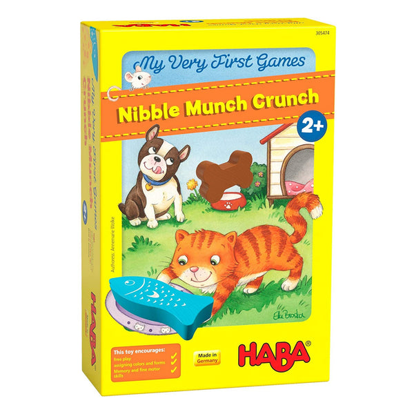 My Very First Game: Nibble Munch Crunch