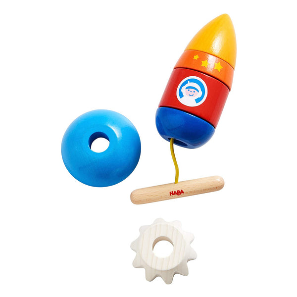 Rocket Threading Toy