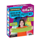 Mixed By Me Thinking Putty Kit - Glow in the Dark
