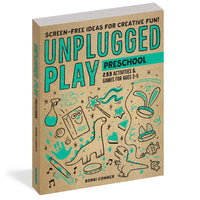 Unplugged Play: Preschool Book