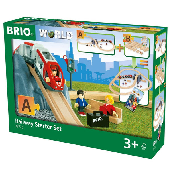 Brio Railway Starter Train Set