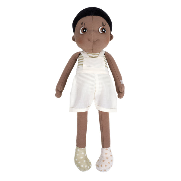 "Fern EcoBuds 14"" Soft Doll"