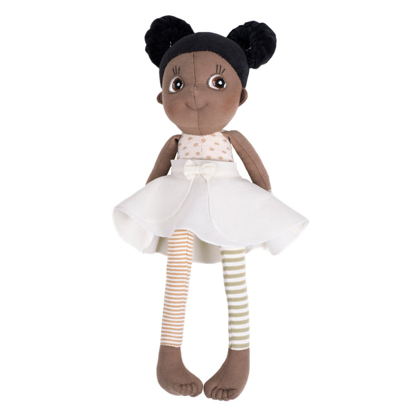 "Poppy EcoBuds 14"" Soft Doll"