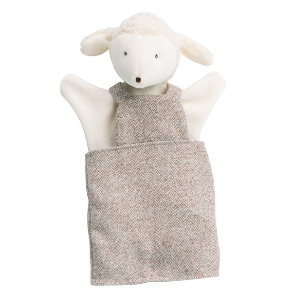 "Albert the Sheep 10"" Hand Puppet"