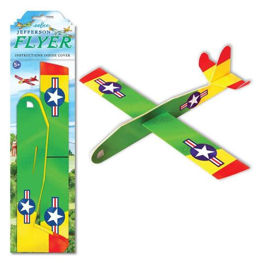 Jefferson Flyer Glider - 4 Colors
