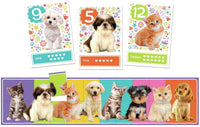 Puppies & Kitties Match Up Game & Puzzle