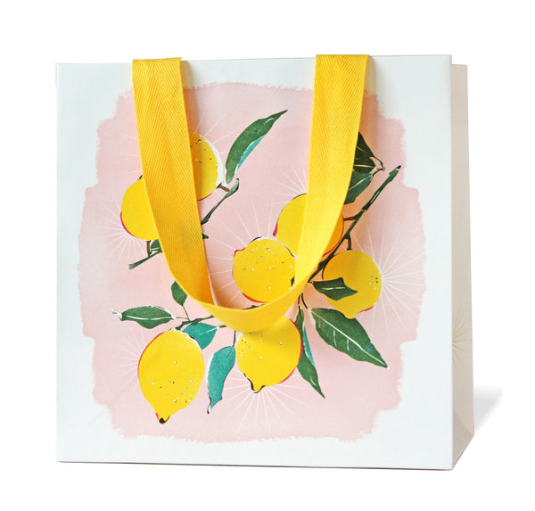Lemon Gift Bag