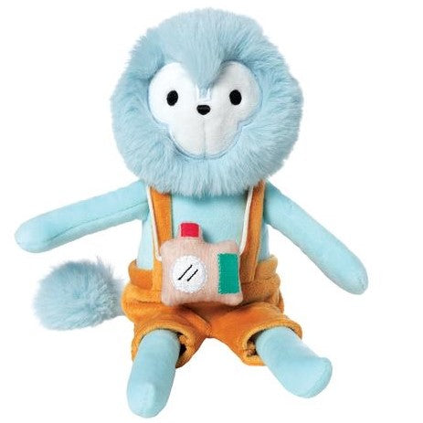 "Natural Historian Lemur 12"" Plush"