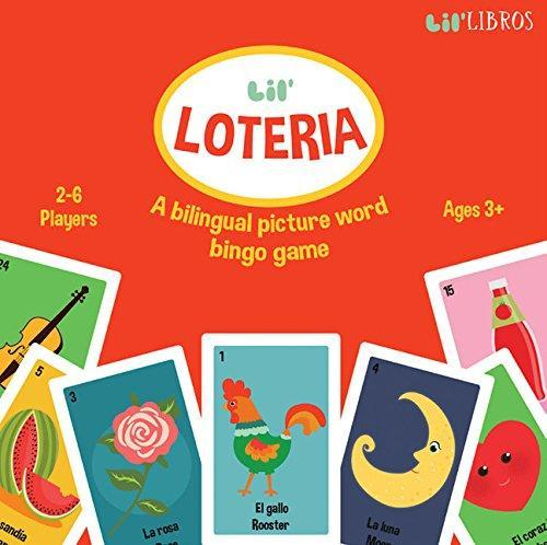 Lil' Loteria: Bilingual Bingo Game