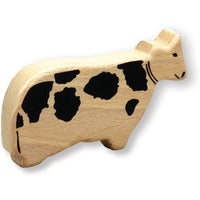 Cow Wooden Shaker