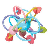 Manhattan Ball Teether Rattle