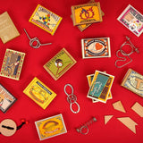 Mini Matchbox Puzzles