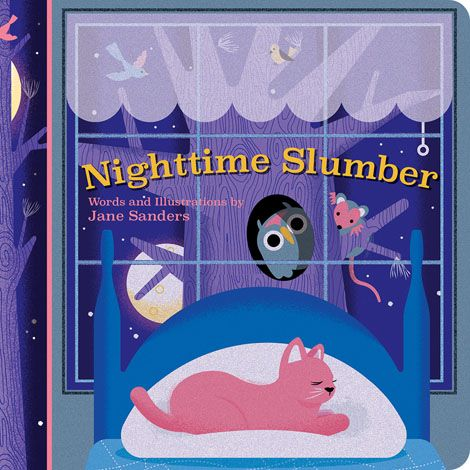 Nighttime Slumber Board Book