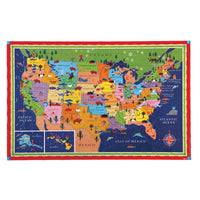 This Land is Your Land United States 100 Piece Puzzle