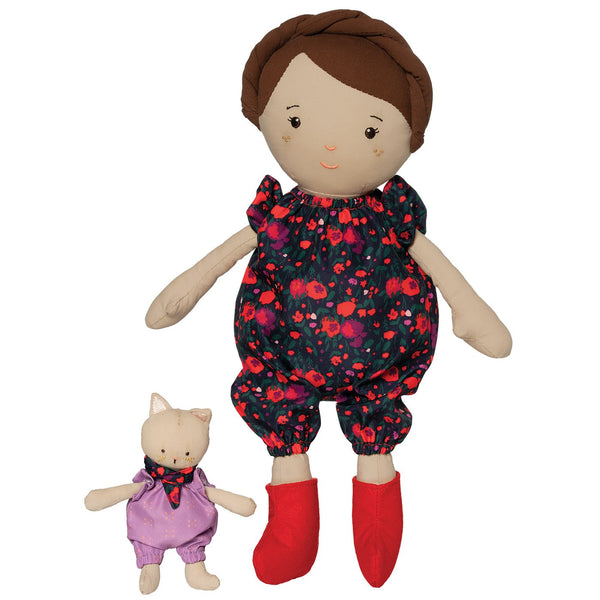 "Playdate Friends Freddie 14"" Soft Doll"