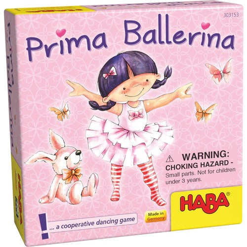 Prima Ballerina Dancing Game