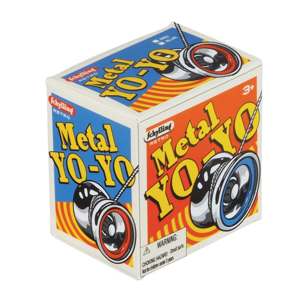 Retro Metal YoYo