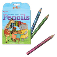 12 Small Color Pencils