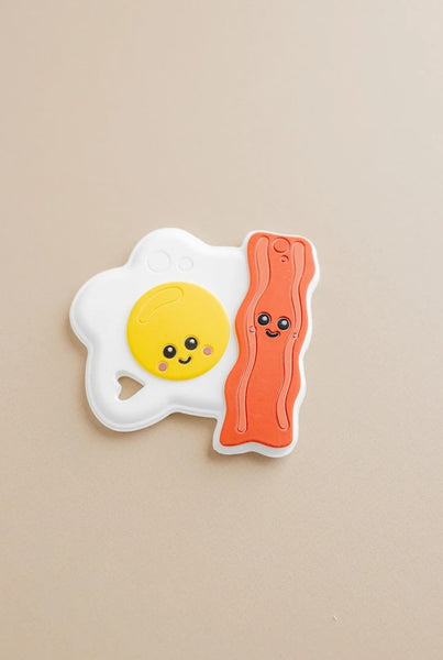 Eggs & Bacon Teether