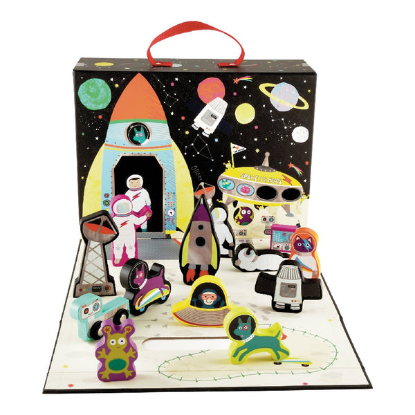 Space Portable Play Box