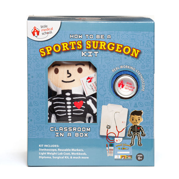 Sports Surgeon Doctor Kit