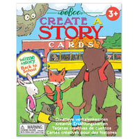 Back to School Create a Story Cards