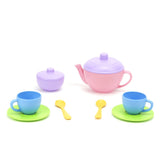 Recycled Plastic Tea for Two Set